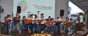 Grupo de cuerdas casa de la cultura de Roldanillo
