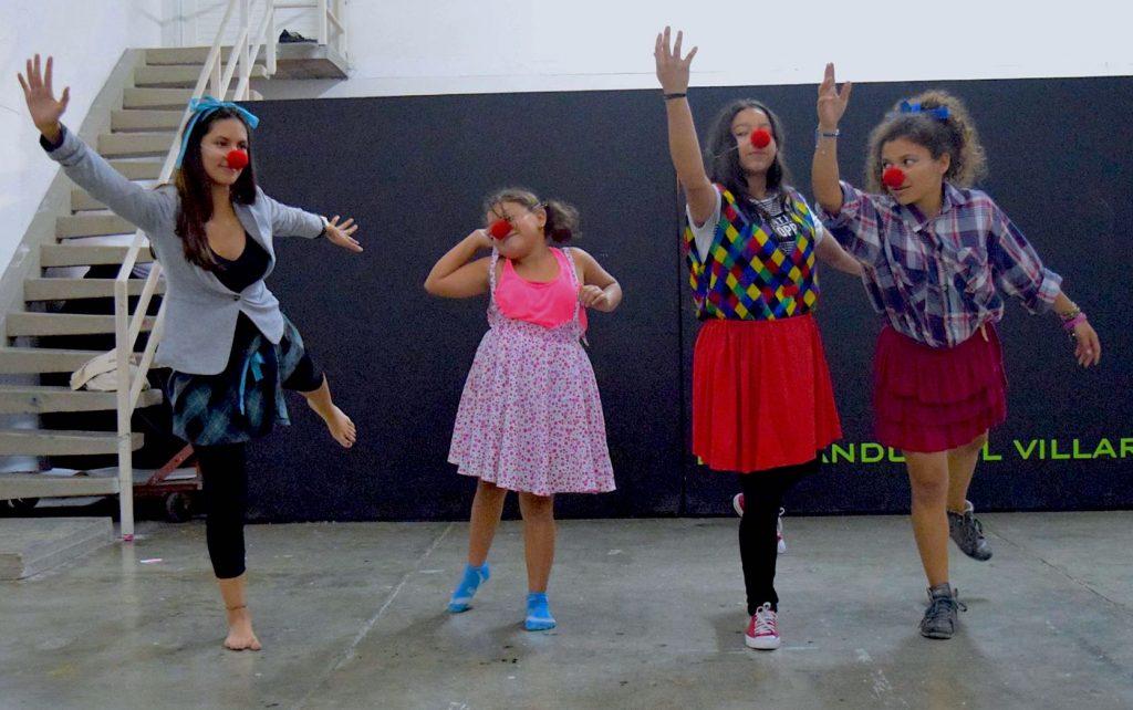 Actividades Lola Mora - Talleres de Teatro