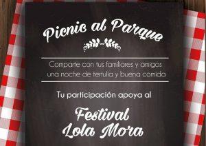 Actividades Lola Mora - Picnic al Parque