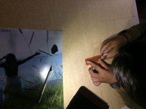 Guía de elaboración de marcos para fotografías Festival Lola Mora